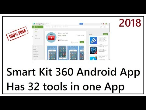 32 Tools in a Single App,A daily Useful Android App
