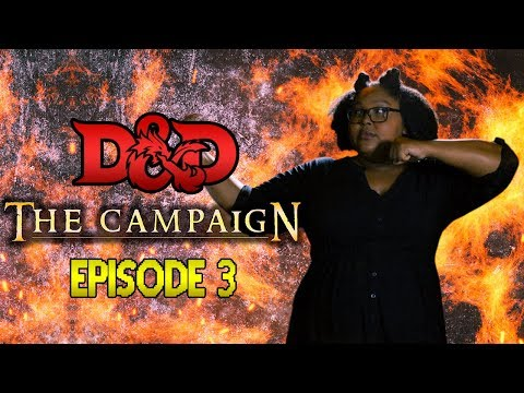 The Giant Spider Web Debacle - Dungeons & Dragons // The Campaign | Snarled