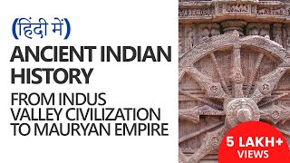 Agam Jain IPS: Ancient History in Hindi - Indus Valley Civilization to Mauryan Empire (UPSC CSE/IAS)