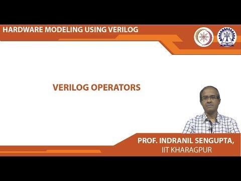 VERILOG OPERATORS