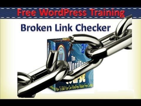 Best Plugins For WordPress - Broken Link Checker