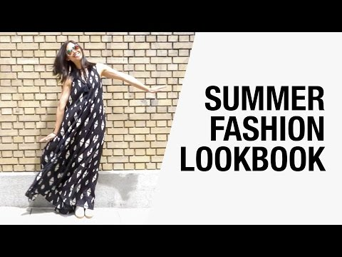 Summer Fashion Lookbook - H&M Forever Summer | Chictopia