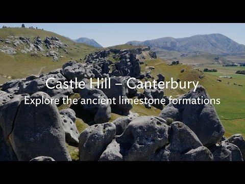 Walk Canterbury - Castle Hill