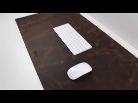 Burkley Case Premium Desk Mats