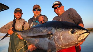 Massive AHI TUNA - Caught on My boat! {Catch Clean Cook} Fish Intimidator Lodge