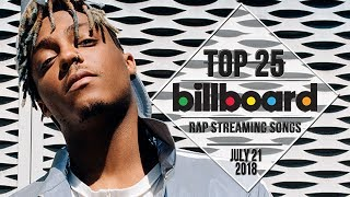 Top 25 • Billboard Rap Songs • July 21, 2018 | Streaming-Charts