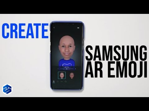 How to Create A Samsung Expressive AR Emoji on a S9