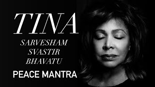 http://tinaturnerblog.com More about the practice of the mantra here:  http://wp.me/p1faLh-1e0  Video clip for the Hindu Mantra recorded by Tina Turner, Regula Curti & Dechen Shak-Dagsay for the album