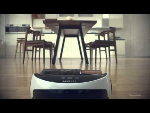 Samsung VR9000 High Performance robotic Vacuum Cleaner
