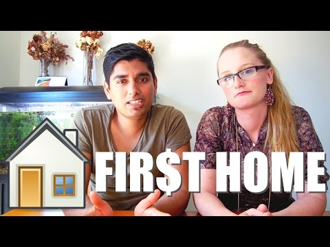 How to Afford Buying Your First House