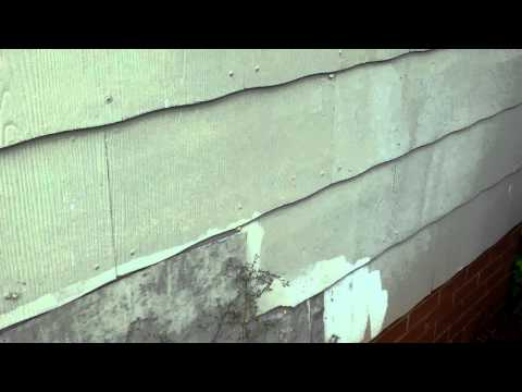 Charlotte Home Inspector Explains Asbestos Siding