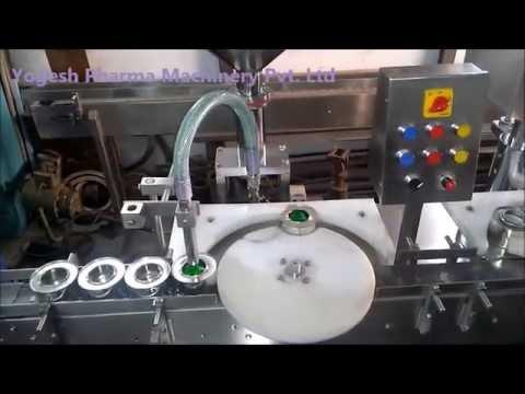 Automatic Gel Filling Machine | Hair, Fire, Wax Gel Filling Machine