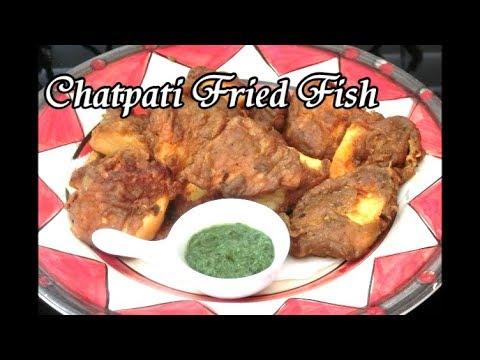 Chatpati Fried Fish