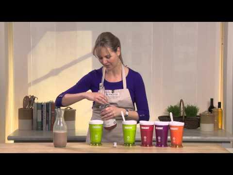 How to Use the Zoku Slush & Shake Maker | Williams-Sonoma