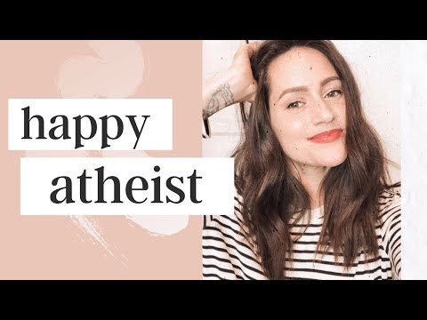 How Can You Be A Happy Atheist?!