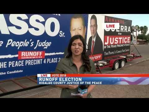 Runoff election Jasso vs.  Guerra