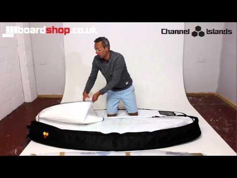 Channel Islands CX3 Surfboard Boardbag