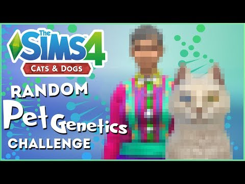 Clowning Around with SCIENCE!! 🎲 Random Pet Genetics Challenge!! - Experiment #31