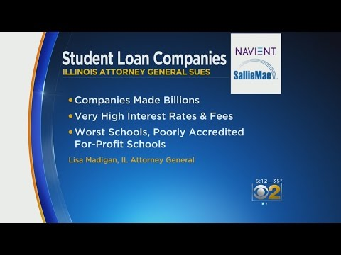 Lisa Madigan Sues Navient, Sallie Mae For Student Loan Offenses