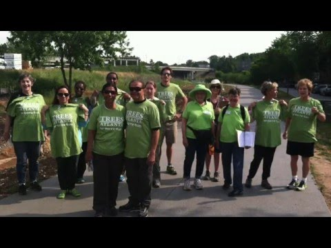 2016 Arbor Day Awards—Excellence in Partnership Award: Atlanta Beltline Arboretum