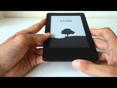 Resetting Kindle