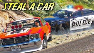 """Steal a Car"" - GTA 5 Action Film"