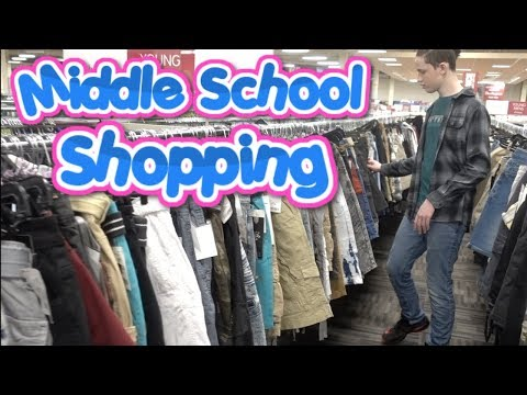 Xxx Mp4 Teen BACK TO SCHOOL SHOPPING For 8th Grade 3gp Sex