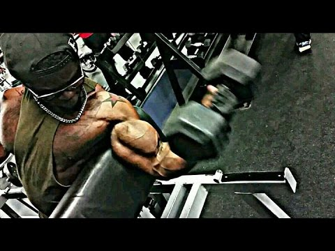 HOW To Get BIG BICEPS Only DUMBBELLS