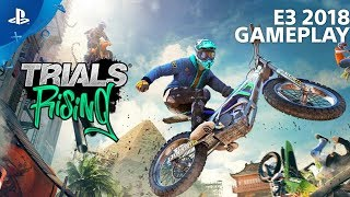 Trials Rising - Gameplay Preview | PlayStation Live From E3 2018
