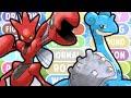 Top Pokemon of Every Type