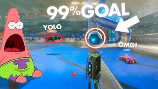 POTATO LEAGUE #104 | TRY NOT TO LAUGH Rocket League MEMES and Funny Moments