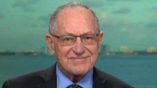 Dershowitz: No case for obstruction of justice against Trump