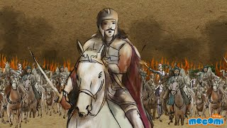 Download Ashoka the Great - Kings of India | History for Kids | Educational by Mocomi Video
