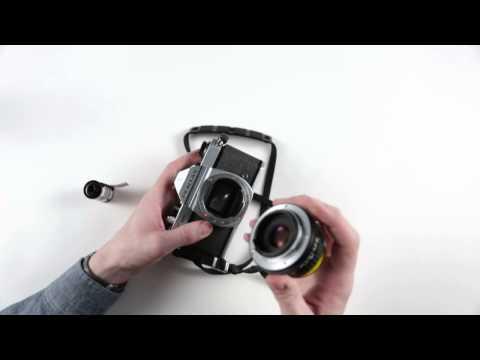35mm Pentax K1000 Basics