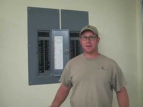 Electrical Panel: When to Upgrade your Electric Service with Randy, R Squared Renovations