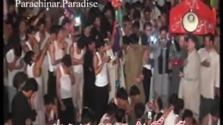 Habib Zakir dasta  10th muharram night  اذان اکبر علیہ سلام