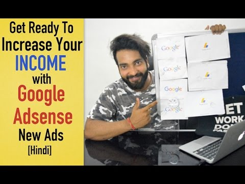 Increase Your Website Income With New Google Adsense Features [Hindi]