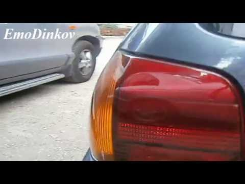 How to change Volkswagen Polo 1.4 APQ 1999 year rear/tail light bulbs