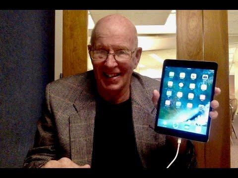 Used iPad Mini 3 from ebay unboxing