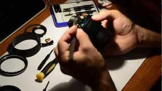 NIKON LOOSE LENS PROBLEM (AF-S 18-55mm)