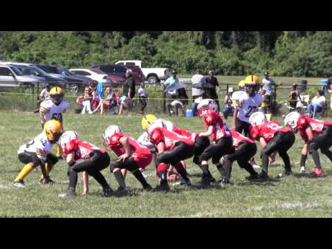 MD Youth Football Highlights: Duke Grant 100 Top Plays of 2013