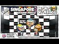 EN MiniVintage F1 2x01 2008 Singapore GP