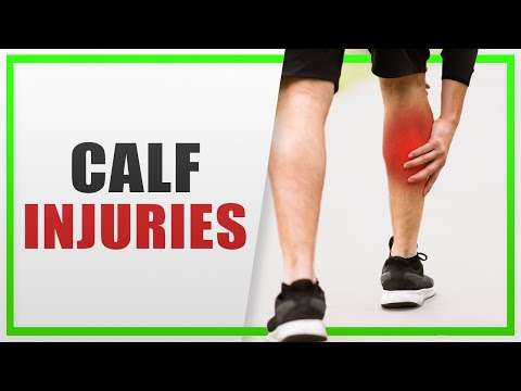 🔴 5 Tips to Prevent Calf Injuries when Running 🏃🏻💪