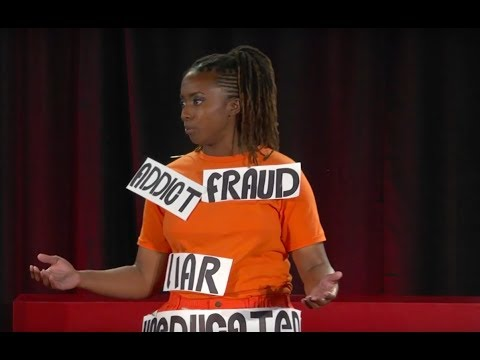 Removing Labels | Dominique Goodmond | TEDxPerryvilleCorrectional