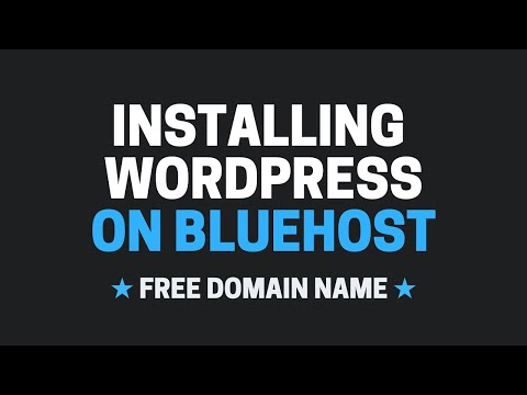 How To Install WordPress on BlueHost Web Hosting [Step by Step Tutorial]