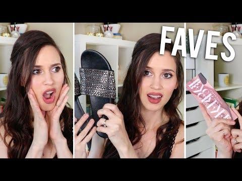 Current Favorites - Beauty, Fashion & Random