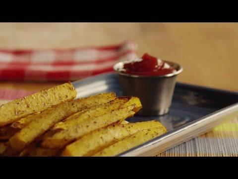 How to Make Butternut Squash Cajun Fries | Vegetarian Recipes | Allrecipes.com