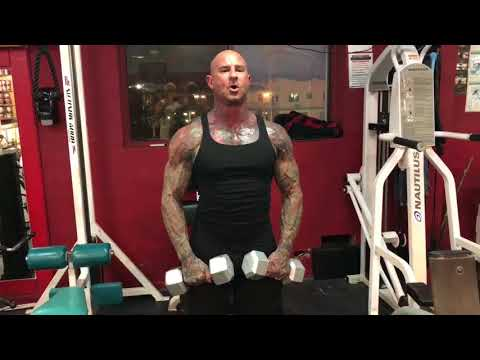 One-Arm Lateral Raise Intensity Booster Tip