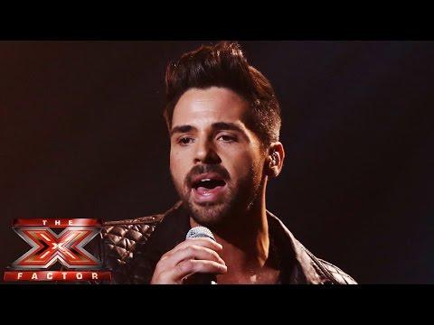 Ben Haenow sings Ed Sheeran's Thinking Out Loud   Live Week 8   The X Factor UK 2014