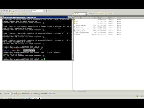 How to configure MDM_SMPL schema in MDM DB2 971 with Linux environment on WIndows